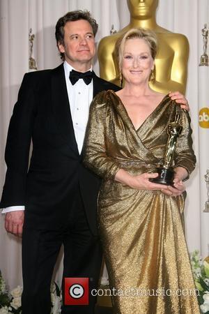 Colin Firth, Meryl Streep and Academy Awards