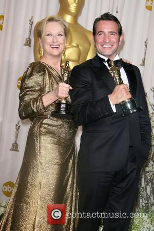 Meryl Streep, Jean Dujardin and Academy Awards