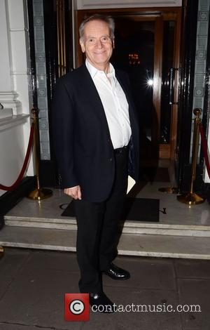 Jeffrey Archer attending Oscar Wilde's 158th Birthday celebration at The Cadogan London, England - 25.10.12