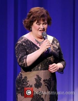 Forget the Elvis Duet, The Susan Boyle Movie Is On The Way!