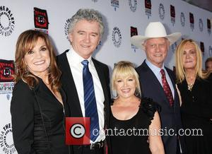Charlene Tilton, Larry Hagman, Paley Center for Media, Joan Van Ark, Linda Gray, Patrick Duffy
