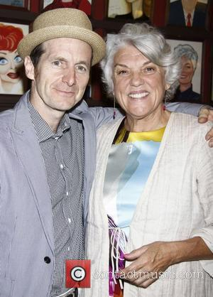 Denis O'Hare and Tyne Daly The 62nd Annual Outer Critics Circle Theatre Awards held at Sardi's Restaurant. New York City,...