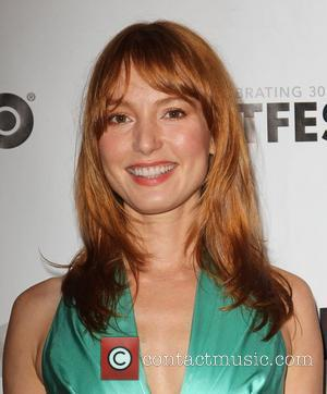 Alicia Witt The 2012 Outfest Opening Night Gala screening of 'Vito' held at The Orpheum Theatre Los Angeles, California -...