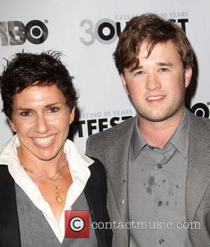 Coley Sohn, Haley Joel Osment The 2012 Outfest Opening Night Gala screening of 'Vito' held at The Orpheum Theatre Los...