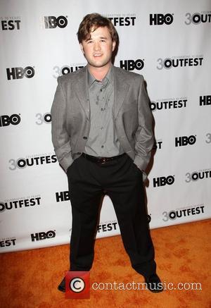 Haley Joel Osment The 2012 Outfest Opening Night Gala screening of 'Vito' held at The Orpheum Theatre Los Angeles, California...