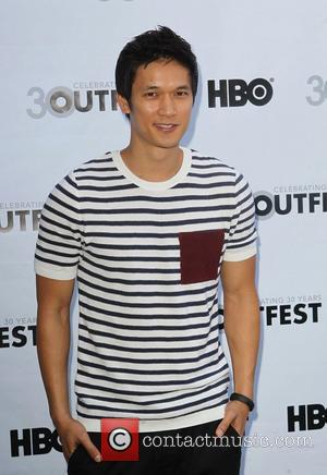Harry Shum Jr. The 30th Annual Los Angeles Gay & Lesbian Film Festival presents the premiere of ' White Frog'...