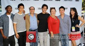 Tyler Posey, Amy Hill and Quentin Lee