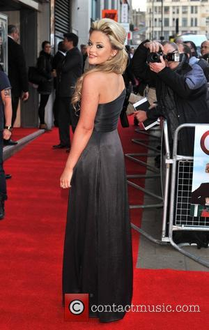 Emily Atack Outside Bet - UK film premiere held at the Cineworld Haymarket - Arrivals. London, England - 24.04.12