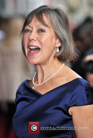 Jenny Agutter Outside Bet - UK film premiere held at the Cineworld Haymarket - Arrivals. London, England - 24.04.12