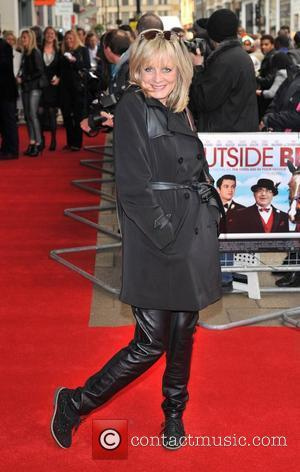 Twiggy Outside Bet - UK film premiere held at the Cineworld Haymarket - Arrivals. London, England - 24.04.12