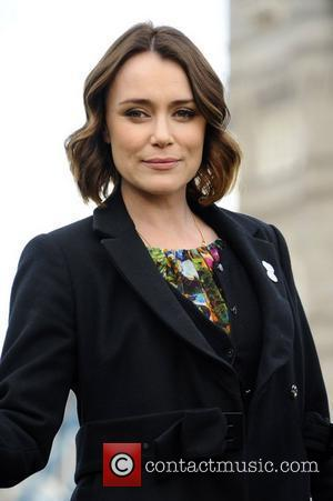 Keeley Hawes P&G Capital Clean Up - photocall London, England - 08.03.12