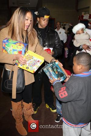 Wendy Williams Police Athletic League (PAL) and Citysights NY team up for annual holiday party and toy drive New York...