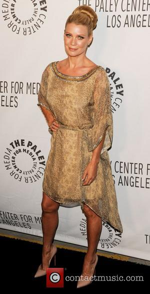 Laurie Holden  The Paley Center for Media's Annual Los Angeles Benefit at The Rooftop of The Lot  West...