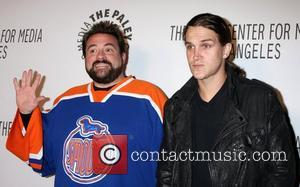 Kevin Smith, Jason Mewes and Paley Center for Media