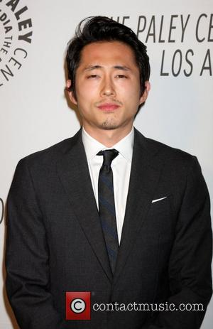 Steven Yeun The Paley Center for Media's Annual Los Angeles Benefit at The Rooftop of The Lot West  Hollywood,...