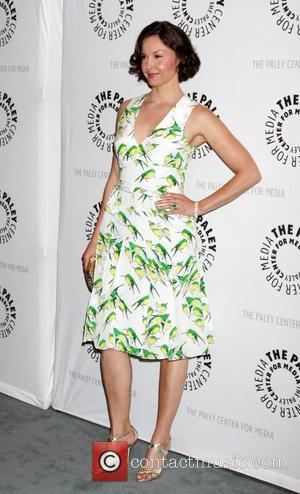 Ashley Judd  The Paley Center for Media premiere screening of 'Missing' at The Paley Center for Media  Beverly...