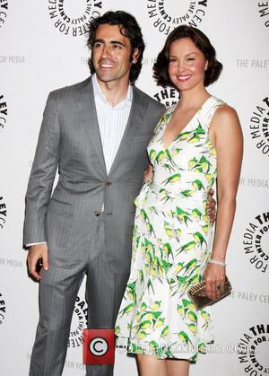 Dario Franchitti, Ashley Judd and Paley Center for Media