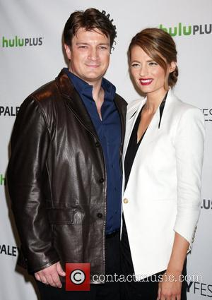 Nathan Fillion, Stana Katic and Paley Center For Media