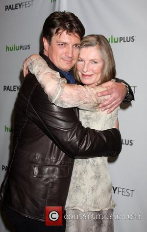 Nathan Fillion, Susan Sullivan and Paley Center for Media