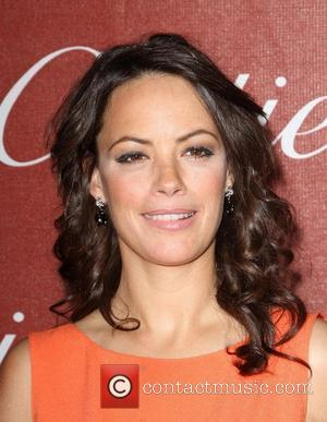 Berenice Bejo and Palm Springs Convention Center