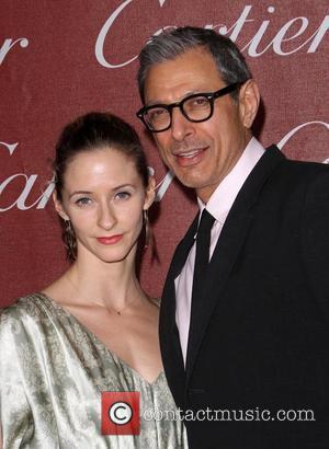 Jeff Goldblum and Palm Springs Convention Center