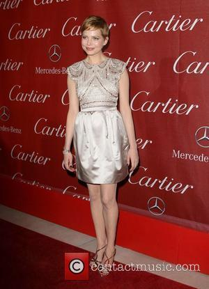 Michelle Williams and Palm Springs Convention Center