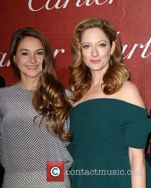 Shailene Woodley, Judy Greer and Palm Springs Convention Center
