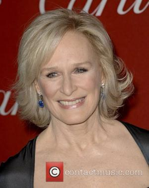 Glenn Close and Palm Springs Convention Center