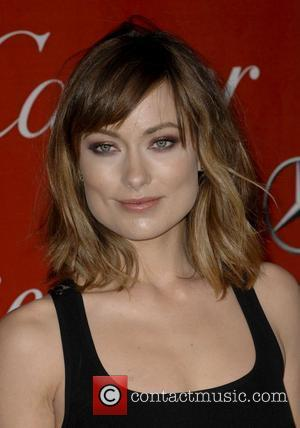 Olivia Wilde and Palm Springs Convention Center