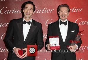 Adrien Brody, Gary Oldman and Palm Springs Convention Center