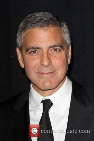 George Clooney, Palm Springs Convention Center