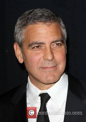 George Clooney and Palm Springs Convention Center