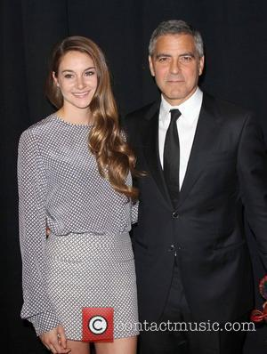 Shailene Woodley, George Clooney and Palm Springs Convention Center