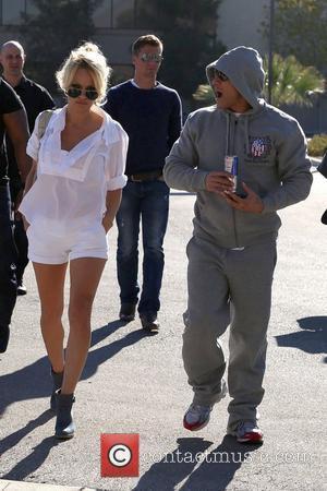 Pamela Anderson and Jesus Villa