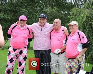 Ian Halliwell  Farmfoods British Par Three Golf competition being held at Nailcote Hall Coventry, England - 07.08.12