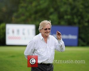 William Roache Farmfoods British Par Three Golf competition being held at Nailcote Hall Coventry, England - 07.08.12