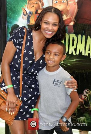 Samantha Mumba The ParaNorman premiere held at Universal CityWalk  Los Angeles, California - 05.08.12