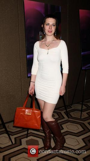 Heather Matarazzo and Tribeca Grand Hotel
