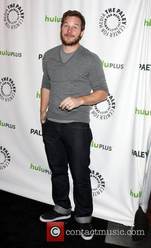 Chris Pratt The Parks and Recreation Panel at PaleyFest 2012 held at the Saban Theater - Arrivals  Los Angeles,...