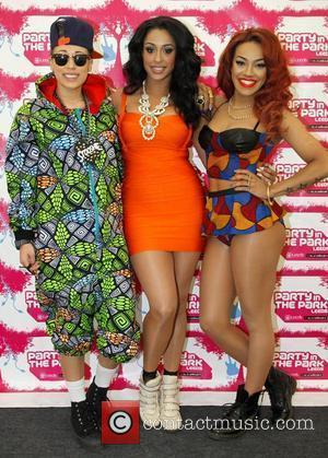 Stooshe and Party In The Par