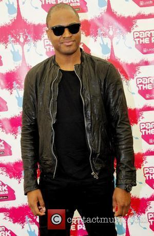 Taio Cruz Party in the Park 2012 at Temple Newsam Park - Backstage Leeds, England - 22.07.12