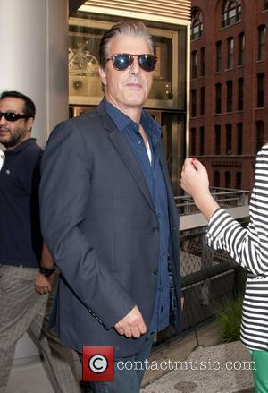 Chris Noth Coach's 2nd Annual Party on the Highline New York City, USA - 19.06.12