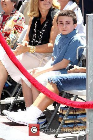 Atticus Shaffer Patricia Heaton is honored with a Hollywood Walk of Fame Star on Hollywood Blvd Hollywood, California - 22.05.12