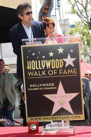 Ray Romano, Patricia Heaton Patricia Heaton is honored with a Hollywood Walk of Fame Star on Hollywood Blvd Hollywood, California...