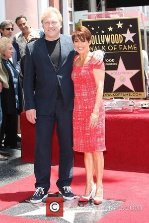 Patricia Heaton, David Hunt Patricia Heaton is honored with a Hollywood Walk of Fame Star on Hollywood Blvd Hollywood, California...