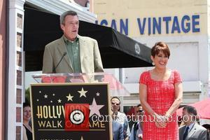 Patricia Heaton, Neil Flynn Patricia Heaton is honored with a Hollywood Walk of Fame Star on Hollywood Blvd Hollywood, California...