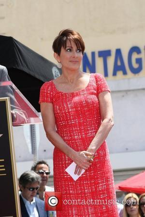 Patricia Heaton Patricia Heaton is honored with a Hollywood Walk of Fame Star on Hollywood Blvd Hollywood, California - 22.05.12