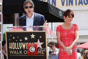 Patricia Heaton, Ray Romano  Patricia Heaton is honored with a Hollywood Walk of Fame Star on Hollywood Blvd Hollywood,...