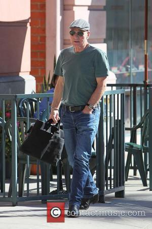 Patrick Stewart walking in Beverly Hills Los Angeles, California - 13.01.12