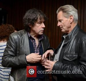 Stephen Rea and Sam Shepard